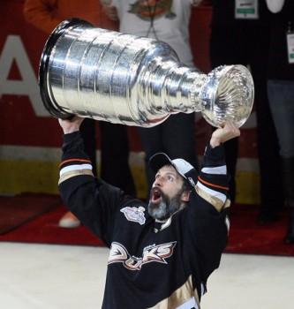 Scott Niedermayer Hockey Hall of Fame